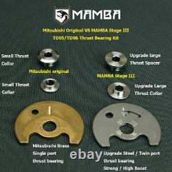 11-6 MAMBA 3 5200 Non Anti Surge TD06SL2-20G Oil-Cooled Turbo Supercore