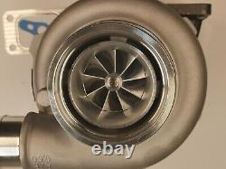 82 A/R V-BAND GTX3076R Turbolader GT30 GT35 Ball bearing T3.60 turbocharger