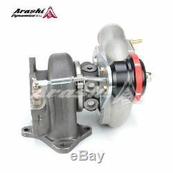 ARASHI 3 inch GTX Billet Turbo Anti-surge TD05H 20G 8cm For SUBARU Impreza WRX