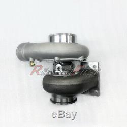 Anti Surge GTX3582R Turbo. 82 V-Band Dual Ball Bearing Turbo T3 Flange
