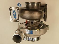 Billet Turbo charger A/R. 60 hot T3 A/R 1.06 GT35 GTX3576R Ceramic Ball Bearing