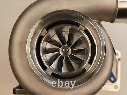 Billet Turbo charger GTX3582R GTX35 Ceramic Dual Ball Bearing T3 1.06 A/R C. 70