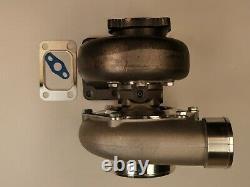 Billet Turbocharger A/R. 70 GTX3582R GTX35 Dual Ball Bearing T3 1.06 A/R turbine
