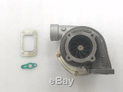 Billet compressor wheel GT3582 T3 flange a/r. 82 a/r. 70 Anti-Surge Turbocharger