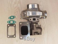 Billet turbo Turbocharger GT3582 T3/T4 T04E T3.63 A/R 5 bolt. 70 anti-surge