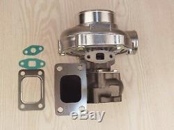 Billet wheel Turbocharger 1.8-3.0L T3/T4 T04E T3 Turbo Charger. 63 A/R Turbine
