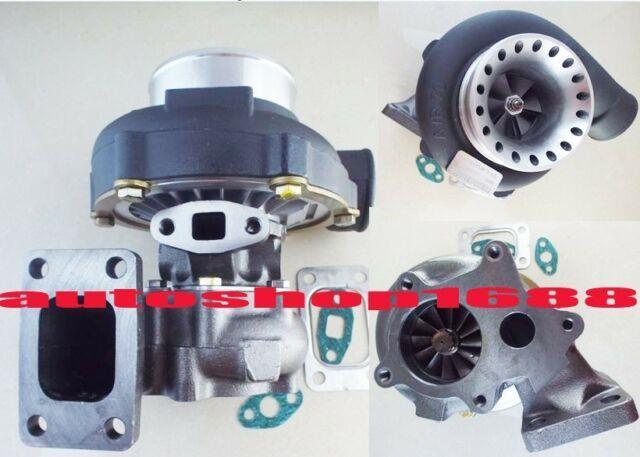 Black A/r. 70 Anti-surge T3 Gt3582 A/r. 63 Turbine 5 Bolt Water&oil Turbocharger