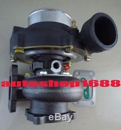 Black A/R. 70 compressor anti-surge GT35 Turbocharger A/R. 82 turbine T3 GT3582