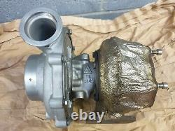 Borg Warner KKK K26 K27 Hybrid Turbo 4 Anti-Surge, T3 Flange, Internal WithG