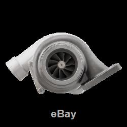 CXR GT35 T4 Turbo Charger Anti-Surge 500+ HP + Oil Fitting Fast Spool New