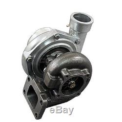 CXRacing GT35 T3 Turbo Charger Anti-Surge 500+ HP with All Accessories 3 V-Band