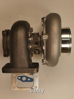 Ceramic dual Ball Bearing T3.82 A/R hot. 70 anti-surge GTX3582R Turbo charger