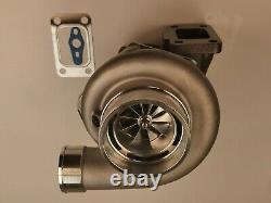 Dual Ball Bearing Turbolader T3 flange. 82 A/R 4 bolt. 70 cold GTX3582R Turbo