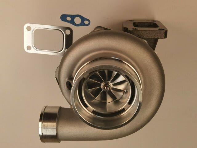 Dual Ceramic Ball Bearing Gtx3582r Gt35.70 T3.63 A/r 4 Bolt Racing Turbolader