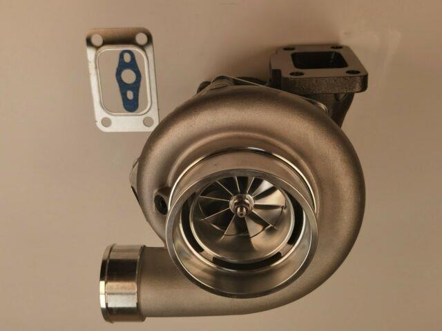 Dual Ceramic Ball Bearing Racing Billet Turbocharger T3 0.63 A/r 4 Bolt Gtx3582r