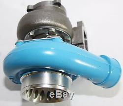 EMUSA Your Style DIY BLUE GT35 GT3582 Turbo Charger T3 AR. 70/82 ANTI-SURGE