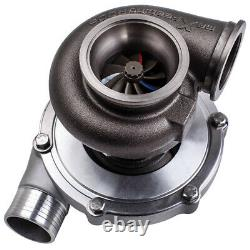 GT3037R Upgraded Racing Turbocharger with anti-surge Housign Yellow Wheel Blades