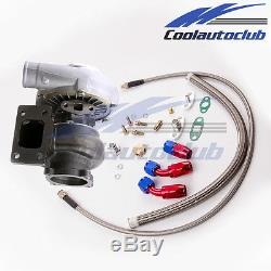 GT30 GT3037 GT3076 ANTI SURGE Turbo Charger Oil Drain Return Oil FEED Line Kits
