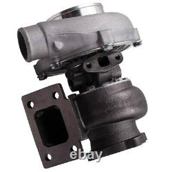 GT30 GT3037 GT3076 T3 Flange A/R 0.6 0.82 Water Cool Turbocharger anti-surge