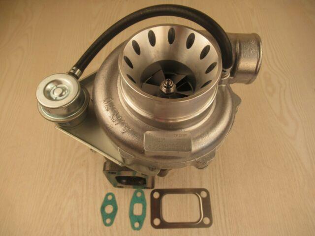 Gt30 Gt3582 T3t4 T04e. 70 A/r Anti-surge. 48 A/r T3 Flange Billet Turbocharger