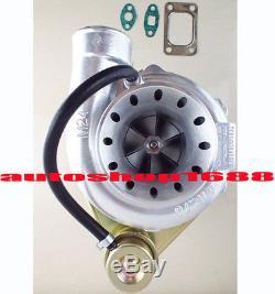 GT30 GT3582 T3T4 T04E. 70 A/R anti-surge. 48 A/R T3 flange turbo turbocharger