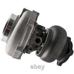 GT30 GTX3071R GT3071R GT3076 street Turbo charger anti-surge housing 500HP