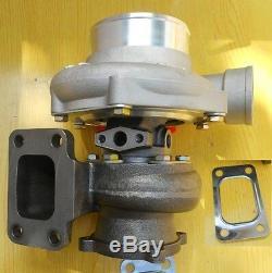 GT3582 A/R 0.70 anti-surge. 82 A/R Turbine T3 turbocharger turbo fit 2.0L-4.5L