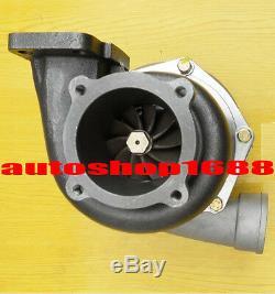 GT3582 A/R 0.70 anti-surge compressor A/R. 82 turbine housing T3 turbocharger