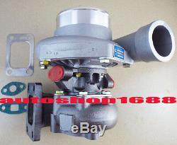 GT3582 A/R. 63 A/R. 70 Anti-Surge T3 flange GT35 5 bolt Oil turbo turbocharger