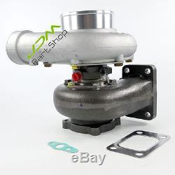 GT3582 Com AR. 70 Turbine AR 82 Anti Surge T3 WATER Turbo Turbocharger 400-600HP