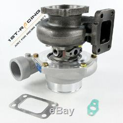 GT3582 GT35 Com AR0.70 Turbine AR 0.82 Anti Surge Turbocharger+Gaskets 400-600HP