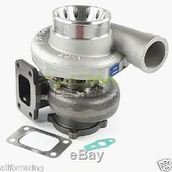 GT3582 GT35 Turbo AR70 turbine AR1.06 water cold 4 bolts anti surge turbocharger