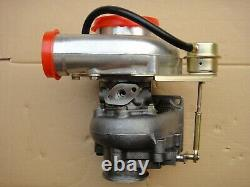 GT3582 T3T4 A/R. 70 cold T3 flange A/R. 63 2.5 V-band turbine GT30 turbo charger