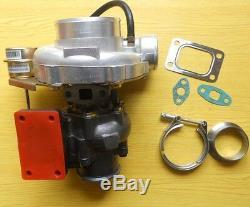 GT3582 T3T4 GT30 A/R. 70 anti-surge T3.63 a/r Exhaust 2.5 v-band Turbocharger