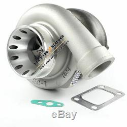 GT3582 T3 Com A/R. 70 Turbine A/R 0.82 4 Bolt 400-600HP Turbocharger Anti Surge