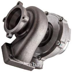 GT3582 Universal Turbo T3 Flange 4-Bolt Anti-Surge Turbocharger Turbine Trim 84