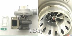 GT35 Anti-surge TURBOCHARGER AR. 63 T3 GT3582R billet Compressor wheel A/R. 70