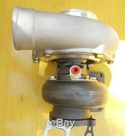 GT35 Anti-surge TURBOCHARGER TURBO AR. 63 T3 GT3582 GT3582R Compressor A/R. 70