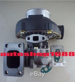 GT35 Black A/R. 70 Anti-Surge T3 GT3582 A/R. 63 rear water turbo turbocharger