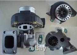GT35 Black A/R. 70 Anti-Surge T3 GT3582 A/R. 63 turbine water TURBO turbocharger
