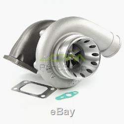 GT35 GT3582 A/R. 70/. 82 Water Cold 400-600HP T3 Flange Anti-Surge Turbo Charger