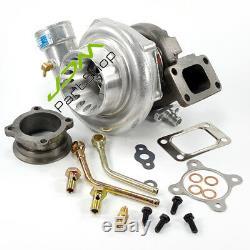 GT35 GT3582 Anti-Surge Com A/R0.70 Turbine A/R 0.63 4 Bolt Turbo TurboCharger