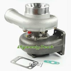 GT35 GT3582 Com. 70 A/R. 82 Turbine T3 Water 4 Bolt Turbocharger Anti 400-600HP