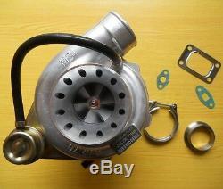GT35 GT3582 T3T4 GT30.70 a/r anti-surge T3.63 a/r oil turbine Turbocharger