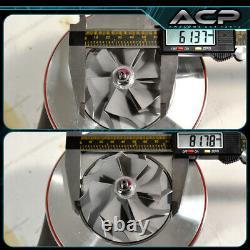 GT35 GT3582 T3 Ar. 70/. 82 Anti-Surge Compressor Turbocharger Beearing Turbo