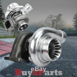 GT35 GT3582 Universal 4 inch Anti Surge Turbo Charger A/R. 82 T3 Flange Vband