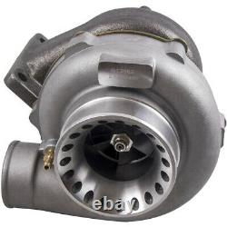 GT35 GT3582 Universal Turbocharger for 3.0L-6.0L Oil Drain Return Feed Line Kit