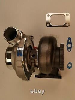 GT35 GTX3576R Turbolader Ceramic Ball turbo T3 A/R 1.06 4 BOLT. 60 anti-surge