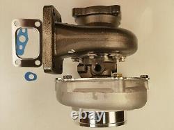 GT35 Racing turbocharger GEN II GTX3576 dual Ball Bearing T3 A/R 0.63 4 bolt. 60