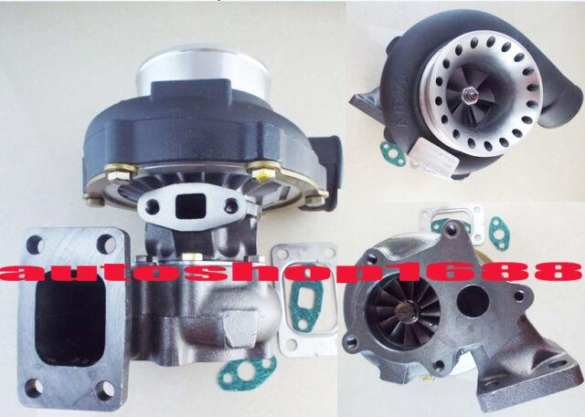 Gt35 T3t4 Gt30 Black A/r. 70 Anti-surge T3 Flange A/r. 63 Exhaust Turbo Charger
